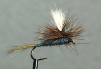 Parachute Adams Fly Lure