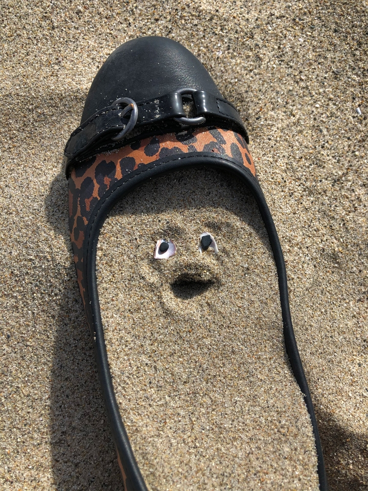 Get Out Your Fancy Beach Shoes!